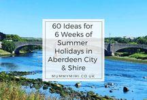 Aberdeen City & Aberdeenshire for kids & families