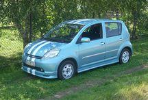 Daihastu Sirion Blue Tunning / Daihatsu Sirion Blue tunning