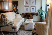 Marc Williams Furniture / Furnishings - Decor - Window Treatments - Interior Design Services