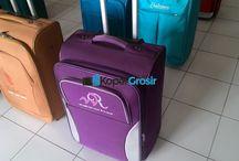 Jual Koper Murah Harga Grosir Berkualitas - 0838-5738-9576 / http://kopergrosir.com   Jual koper grosir harga murah, disini anda bisa temukan ragam jenis koper dengan berbagai ukuran untuk keperluan travel, haji & umroh, dan lain sebagainya bagi perusahaan anda.