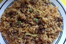 Ex Leftovers / Bulgogi Fried Rice, ex Lunch