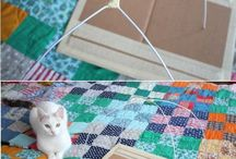 Crafty Cats / DIY toys and beds for cats.