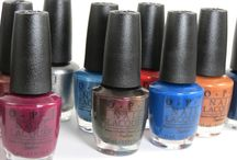 We Love OPI ♥ / OPI polishes swatches.