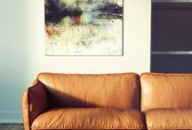 Leather Couch Hunt / by Caroline McKell