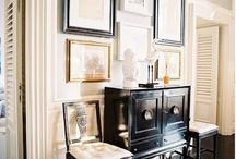 Bydlení - inspirace / zařizování,dekorování, nábytek,...