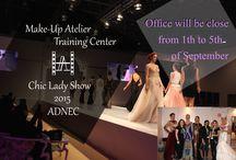 Chic Lady Show 2015, Adu Dhabi