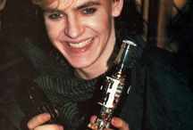 """❤Nick Rhodes!❤ / He's The Keyboard Player Of """"Duran Duran"""" And He's My Third Favorite Member Of The Band!"""