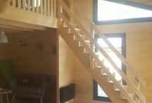 Un Duplex sans complexe / Un Duplex de 35 m2 au sol avec une mezzanine de 17m2