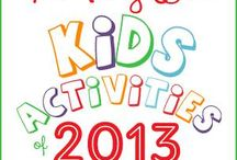 The Best Kids Activities of 2013 / A collection of the very best kids activites of 2013 from the Kid Blogger Network.