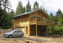 Cabin ideas / by Shelby Guernsey