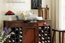 Home bar ideas / ideas and inspiration for your bar at home