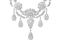 The Necklace Collection / The Dina Collection (Beverly Hills Pawn) - Fine jewelry - necklace collection