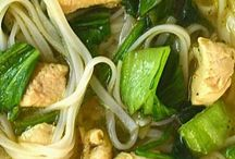 chinese noodle soup