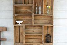 DIY Wood furniture  / by Katelyn Gonzalez