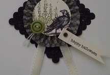 Hallows eve crafts / by M Fikes