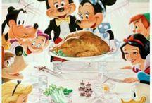 A Disney Thanksgiving