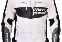 Vin Diesel Furious 7 Premiere White Jacket / Buy Vin Diesel Furious 7 Premiere White Leather Jacket at Slimfitjackets.co.uk at a discounted price with free shipping.