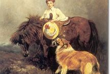 dogs and ponies / by Kelly Coones