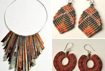 handmade jewelry creations / by Bette Koslow