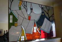 tablouri vitralii