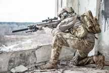 Infantry / Guys With Guns