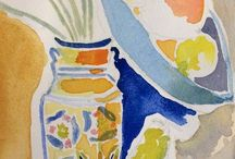 Painting - Waverley Woollahra Art School (WWAS) / A collection of our painting courses and tutor paintings at WWAS