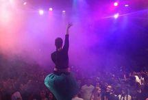 ACTUACION MEY GREEN / Actuacion de la vocalista Mey Green ante más de 6000 espectadores