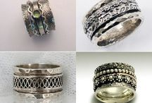 Metal Fab - Spinner Rings & Bangles