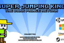 Kickstarter Super Jumping King PC Game