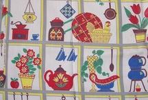 Vintage textiles / by Jackie Haag