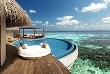 Travel. / Plaatsen om van te dromen!
