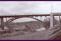 Škoda, Výroba mostů / Škoda, Bridge.