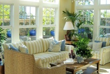 Sunroom- home decor