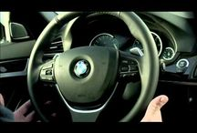 BMW / 2013 - 2017:  Voiceovers for BMW UK (TV Adverts)