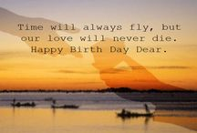 Birthdays / by Jack Flaming