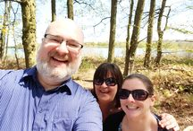 National Walking Month Selfies / Share your selfies as we celebrate 2016's National Walking Month