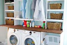Tvättstugor