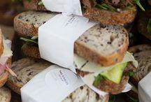 Sandwiches / Menu ideas