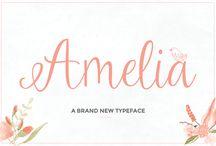 beautiful fonts