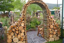 Gapuro kayu