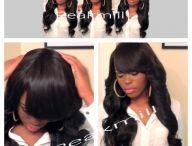 Full wigs Weaves