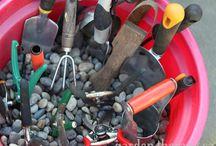 Garden tool care