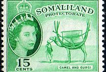 Somaliland Stamps