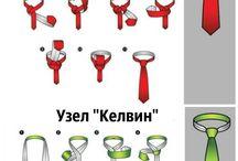 nyakkendő kötés