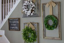cottage wall decor