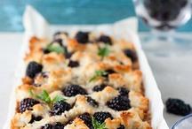 FOOD | Desserts / Delicious dessert recipe inspiration