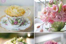 chá de panela decoração