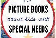 Books with characters who have special needs