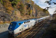 travel | by rail