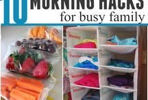 Sanity Savers For Busy Moms / Sanity Savers For Busy Moms